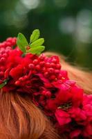 wreath for the head