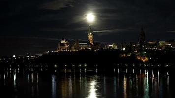 ottawa de noche