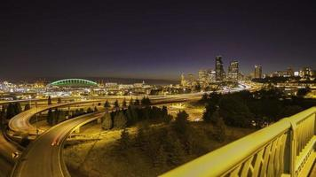 Seattle Time Lapse
