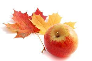 manzana de otoño