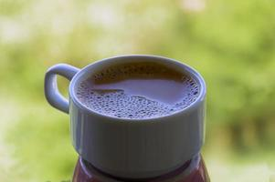 Autumn Espresso. photo