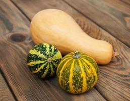 autumn pumpkins photo