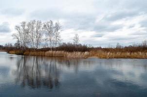 Siberian autumn photo