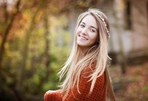 garota do outono