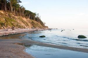 Baltic coast photo