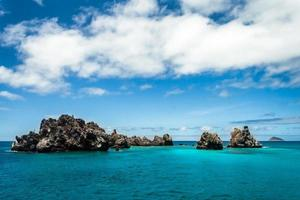 Devil's Crown, Galapagos Islands photo