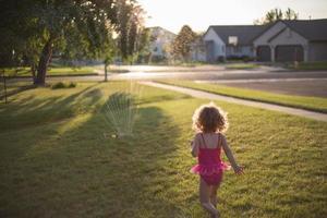 Little Summer Girl photo