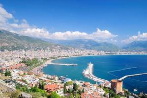 bahía de alanya. Turquía