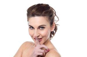 Shhh, silence please
