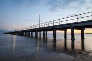 Rosebud Pier photo