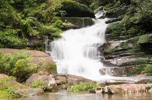 Cascada en Nakhon Phanom Tailandia