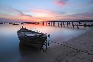 botes de pesca