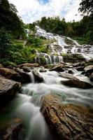 Mae Ya Waterfall photo