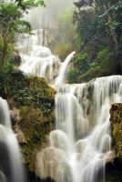 Kuang Si Waterfall, Luang prabang, Laos photo