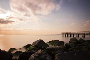 Small jetty -