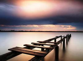 Old Timber Jetty