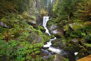 cascadas de triberg - alemania