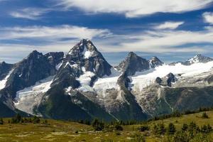 Receding Glacier photo