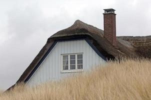 Haus in den Dünen, Ahrenshoop,Deutschland photo