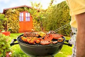 Barbecue grill photo