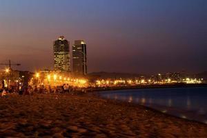 Barcelona Beach photo