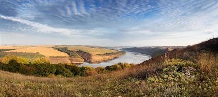 September on the river Dniester photo