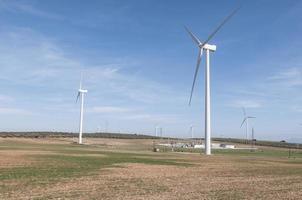 serie de turbinas foto