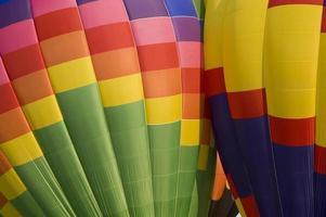 Hot-air balloons photo