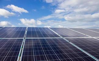 The Solar energy photo