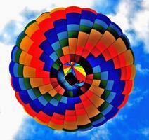 globo aerostático foto