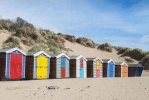 cabañas de playa saunton sands foto