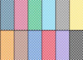 patrón geométrico chevron vector