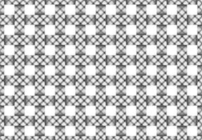 Interweaving Ribbon Pattern vector