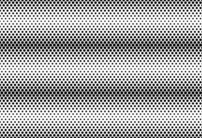 Halftone radial gradient effect background vector