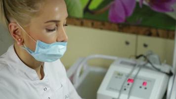 tratamentos faciais em salão de beleza