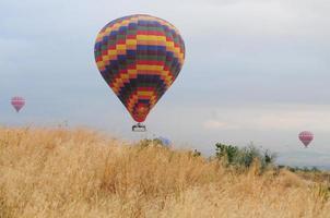 Hot air balloons Turkey