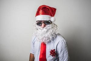 funny santa claus babbo natale
