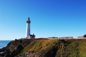 Pigeon Point Lighthouse, Pescadero, California, USA