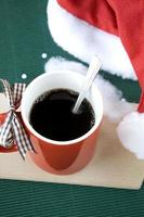 coffee in christmas