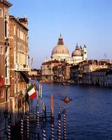 The Grand Canal, Venice, Italy. photo