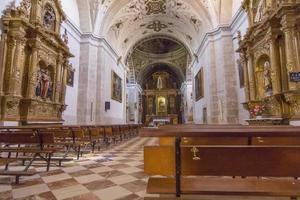 Sanctuary of de Santa Mariia del Henar, Segovia, Spain