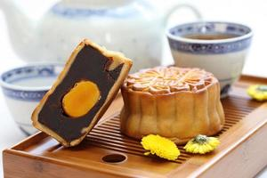 mooncake, moon cake photo