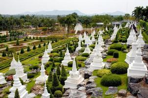 Pattaya Thailand travel Nong Nooch Tropical Garden