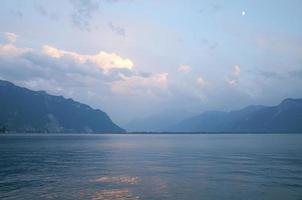 Lake Geneva in the Summer photo