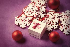 Snowflake toys and gift
