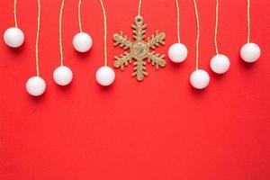 tarjeta de Navidad foto