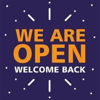 estamos abertos