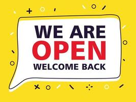 We are open doodle