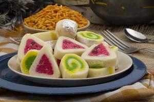 Bengali Peda cuisine