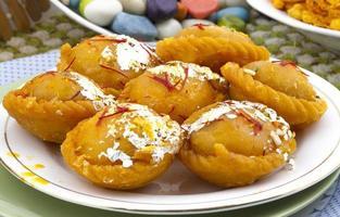 Chandrakala sweet cuisine